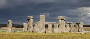 The most famous site in Britain from the Beaker culture period is Stonehenge.