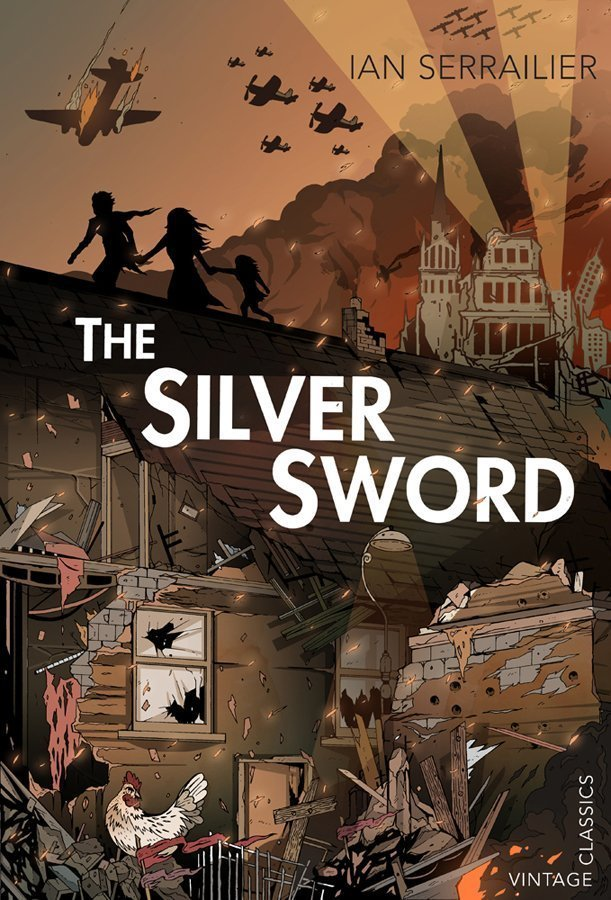 the silver sword by ian serraillier essay