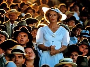 "Iris Lemon (Glenn Close) in ""The Natural"""